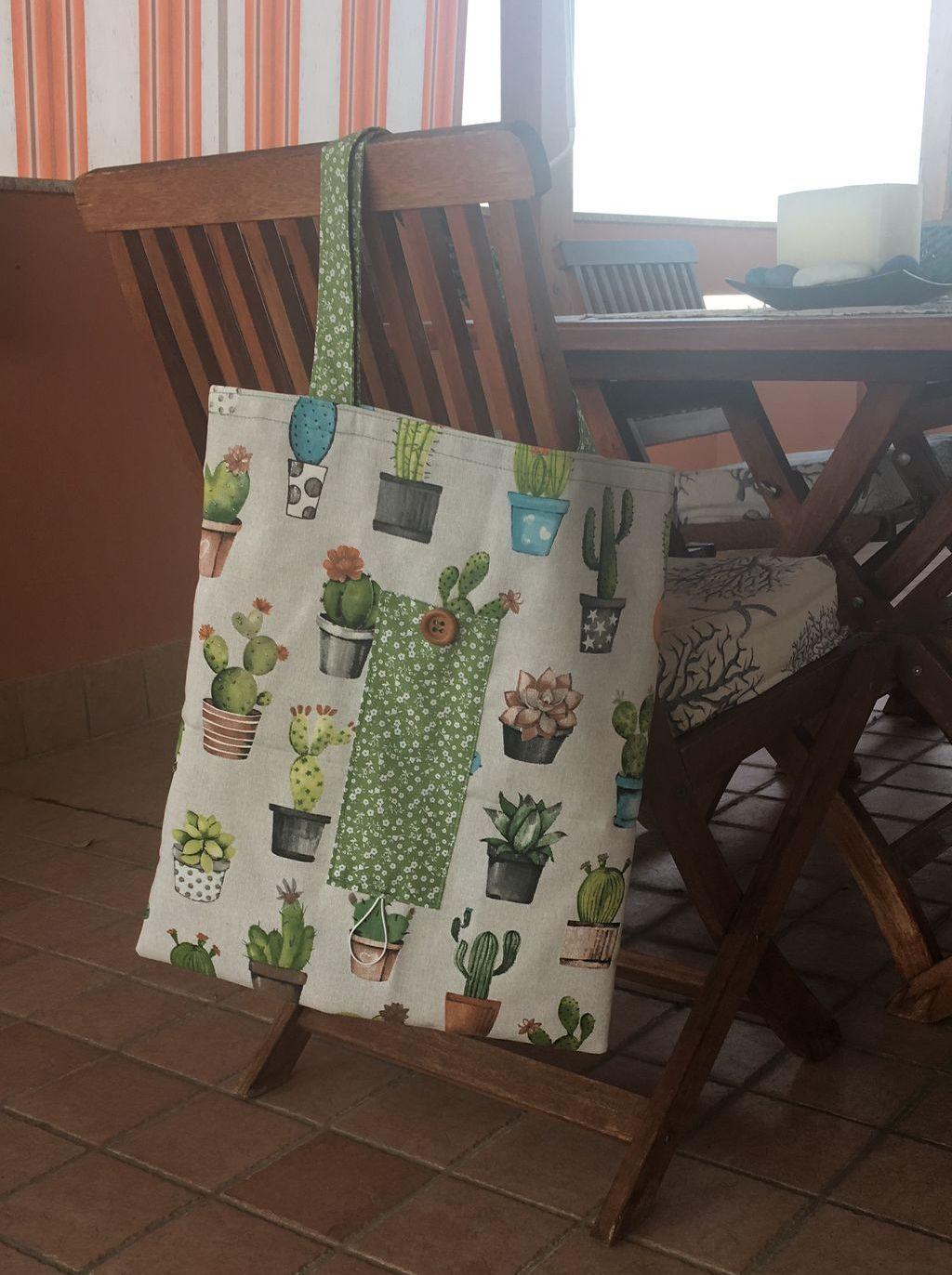 Shopping Bag cactus - Shopping Bag cactus